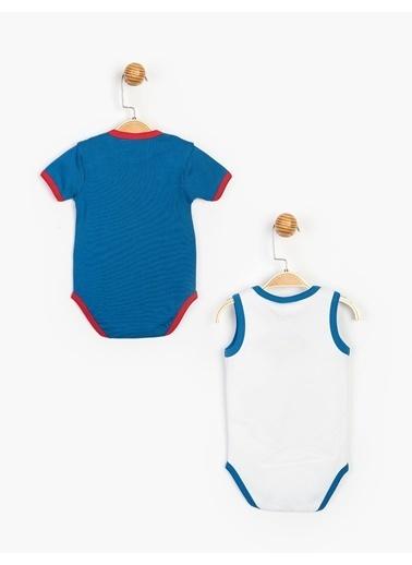 Superman  2'Li Body 15553 Mavi